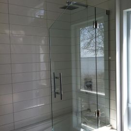 Tub shower